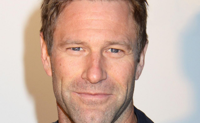 A CONVERSATION WITH… AARON ECKHART