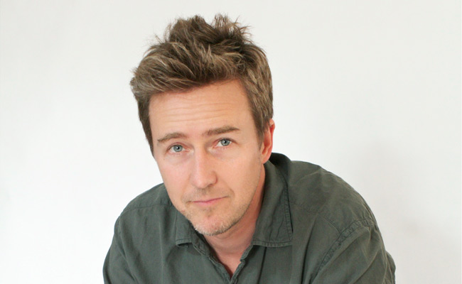 A CONVERSATION WITH… EDWARD NORTON