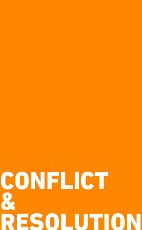 Films of Conflict & Resolution